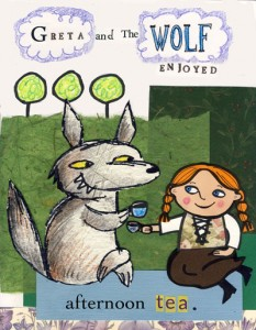 Greta and the Wolf