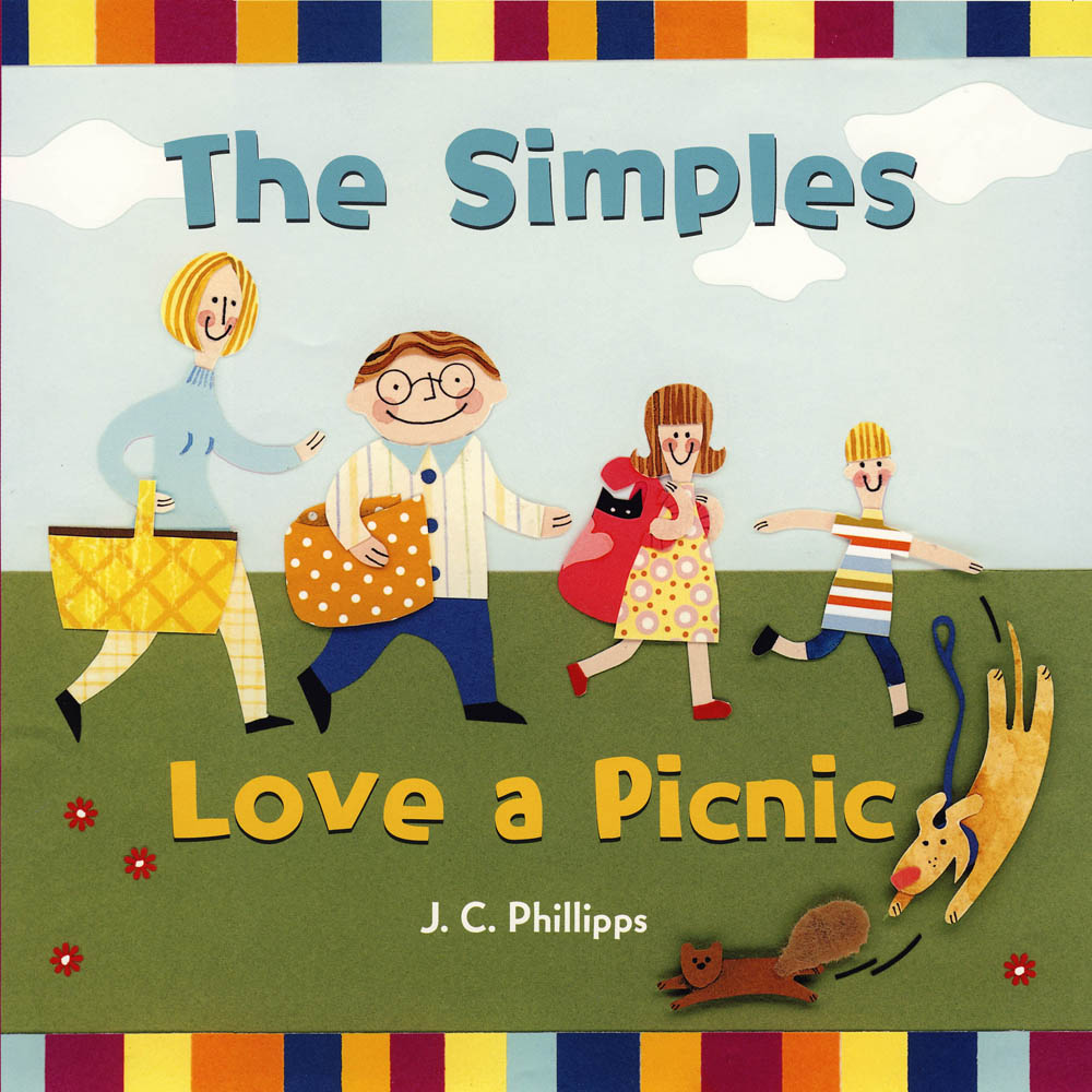 The Simples Love a Picnic, April 2014, Houghton Mifflin Harcourt