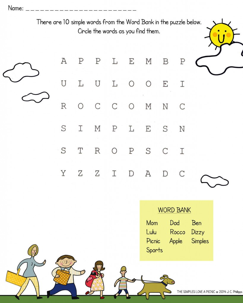 Simples Word Search